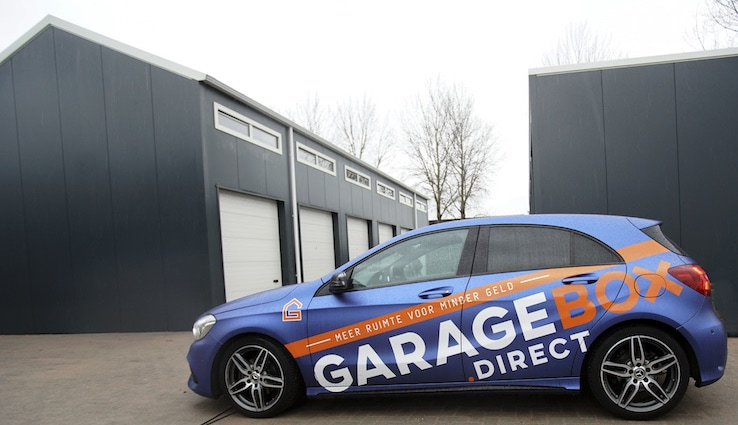 Garagebox.Direct - Opslag en werkruimte